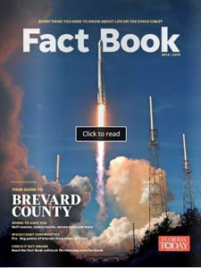 Cover of 2018-19 Brevard Fact Book