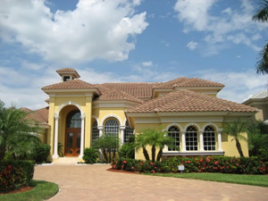 beautiful florida rental property